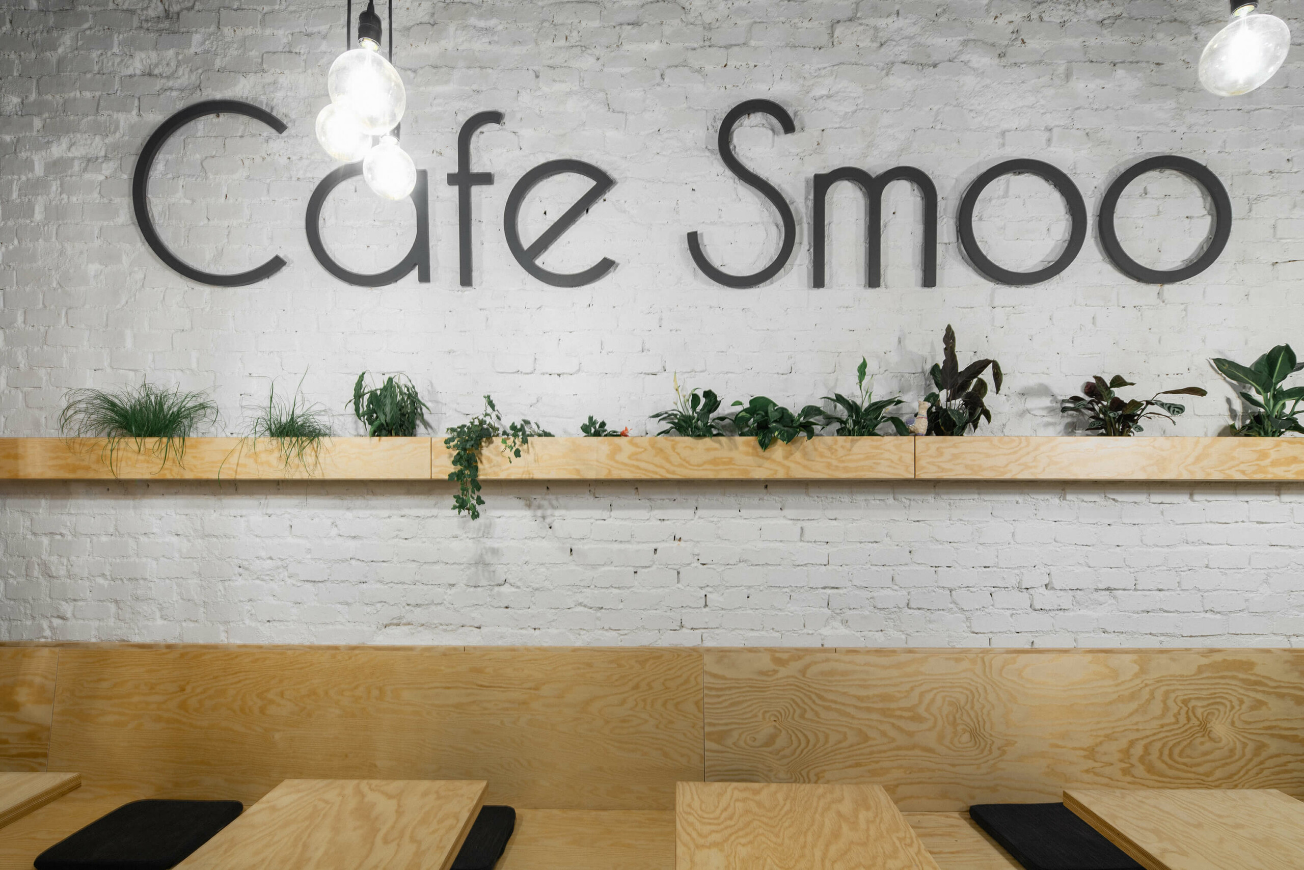Karnet, architekti Cafe Smoo