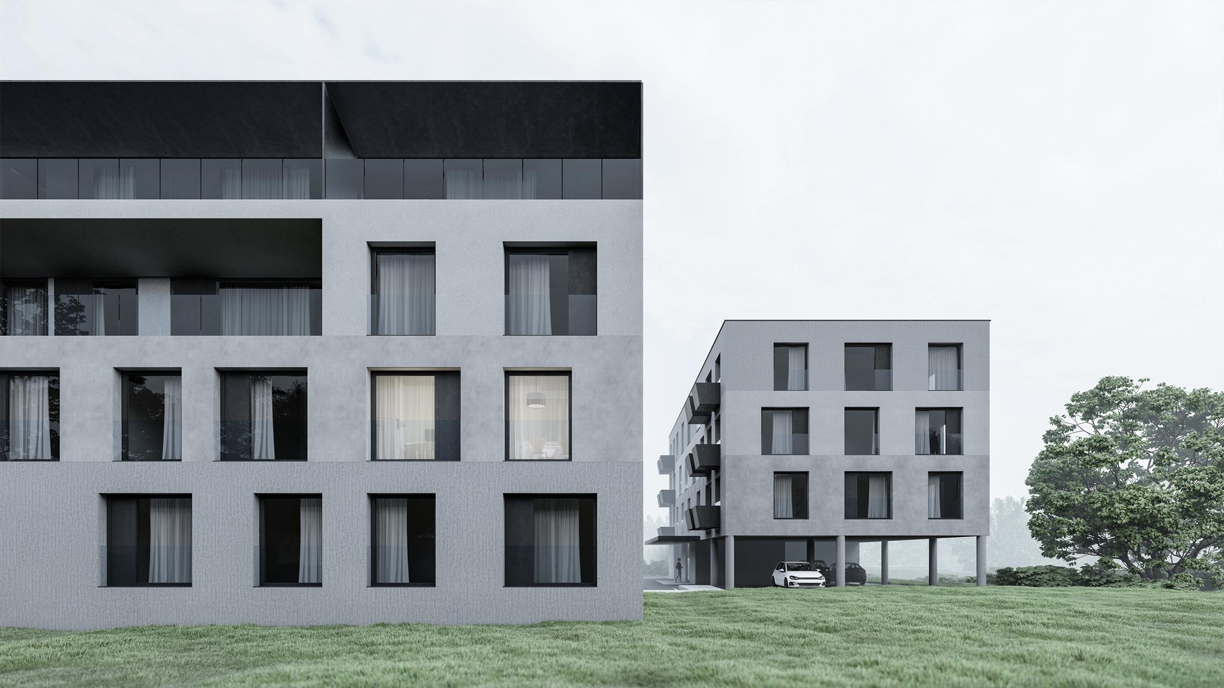 Karnet, architekti projekty
