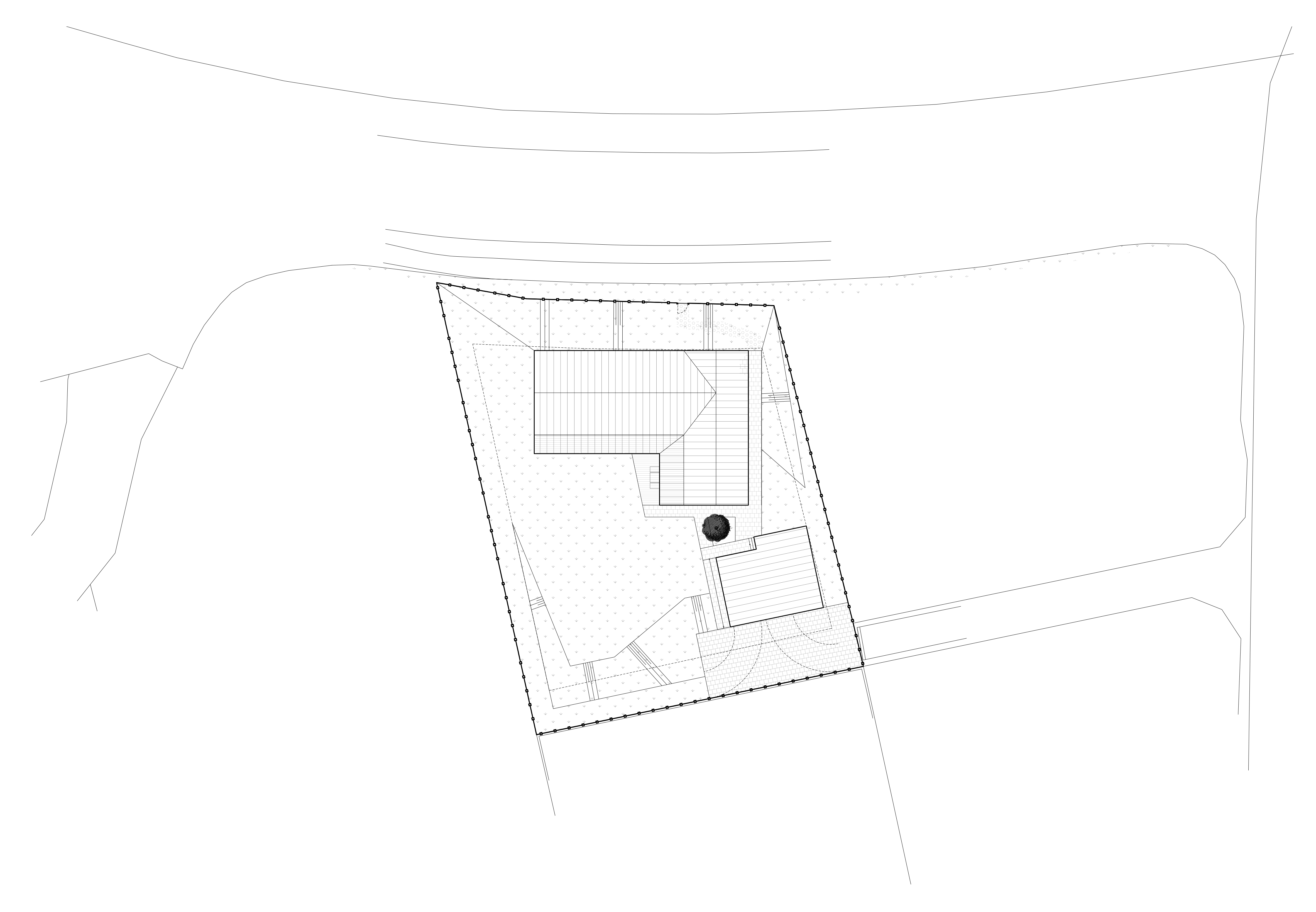 Karnet, architekti Dům s pavlačí