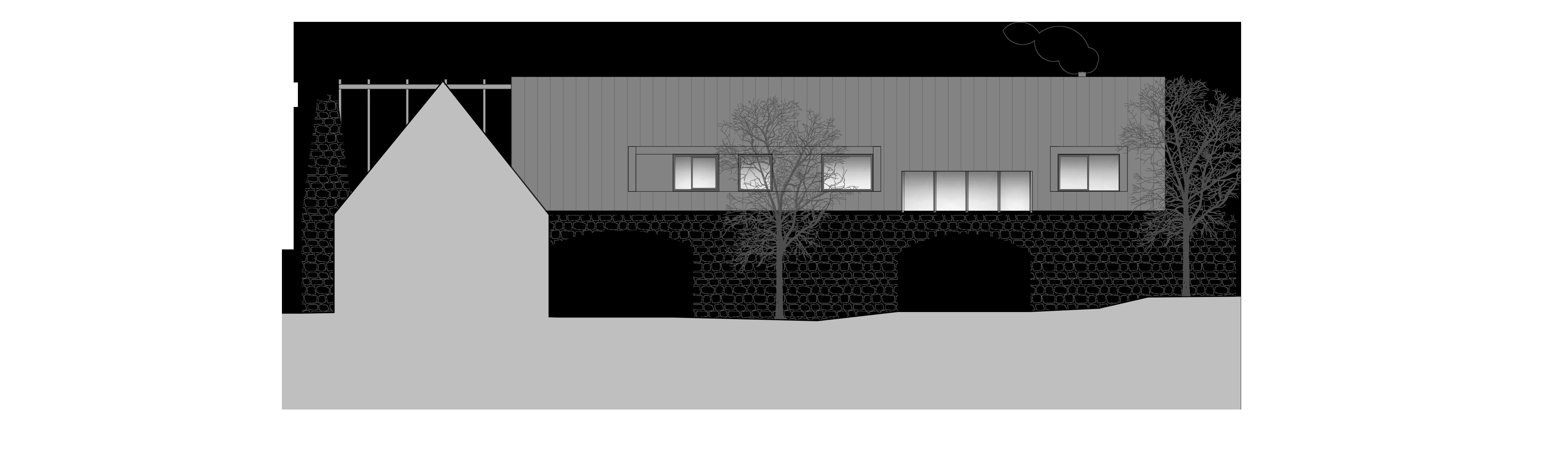 Karnet, architekti Zapomenutá stodola