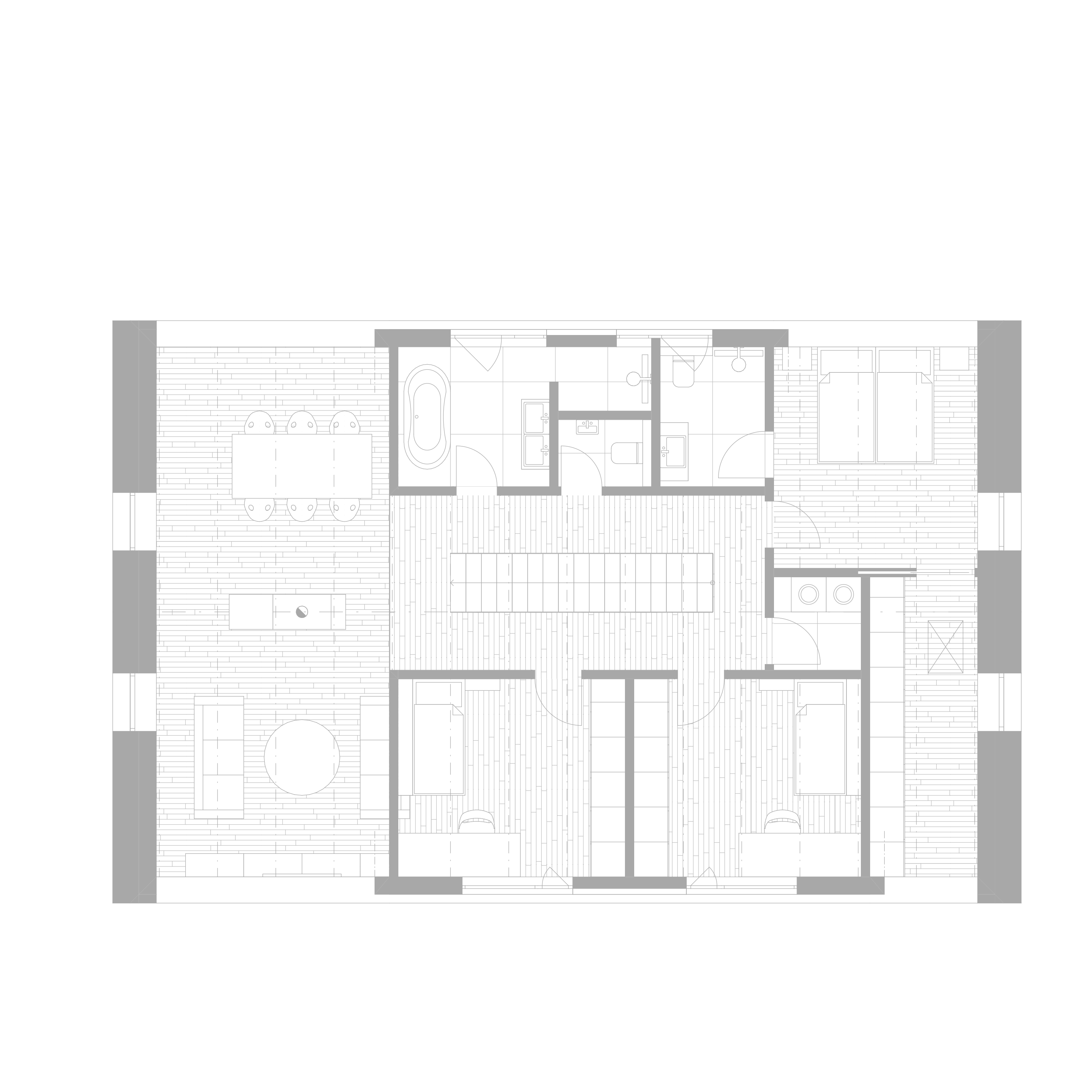 Karnet, architekti Dům v údolí
