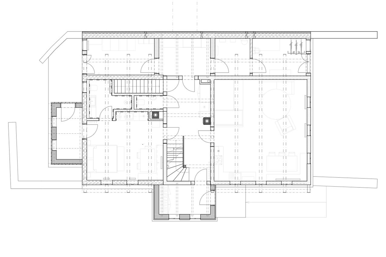 Karnet, architekti Roubenka